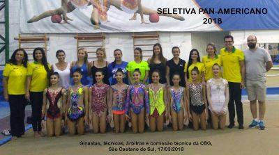 Seletiva foi realizada no interior de São Paulo, na semana passada. (Foto: Reprodução/Facebook GRM)