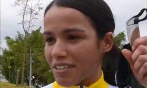 Perfil: Aline Rocha, atleta paralímpica brasileiro que estará nas Paralimpíadas