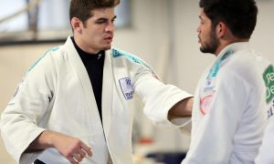 Judoca do Minas Tênis Clube, Eduardo Bettoni, competiu no Grand Slam da Alemanha