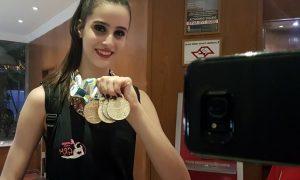 Minas Gerais conquista 48 medalhas na seletiva da Gymnasiade