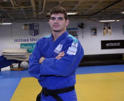 Eduardo Bettoni integrou a seleção brasileira no campeonato / Foto: Orlando Bento