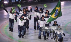 Três brasileiros estão na disputa dos Jogos Olímpicos de Inverno que começam hoje na Coreia do Sul