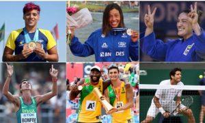 Participe você também da escolha Melhores atletas do ano serão conhecidos no dia 28 no Prêmio Brasil Olímpico