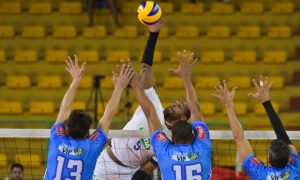Sada Cruzeiro inicia com o pé direito defesa do título Sul-Americano de Vôlei