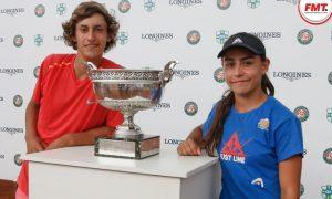 Pampulha Iate Clube sedia Roland Garros Junior que encerrou neste domingo, 15 de abril