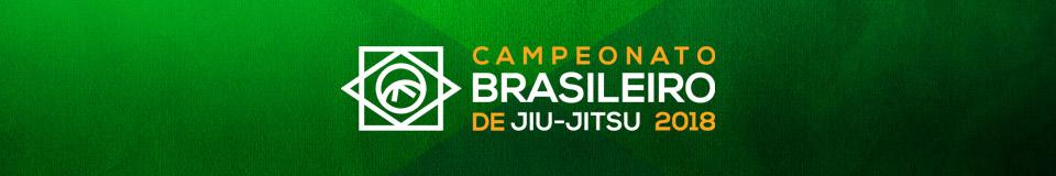 Campeonato Brasileiro de Jiu-Jitsu (a partir de 18 anos)