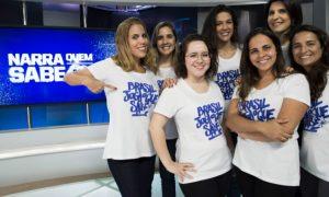 Com mineira na disputa, mulheres disputam vaga de narradora na Fox