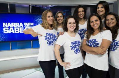 Vencedora do concurso será a primeira mulher a narrar jogo de Copa na TV brasileira (Foto: Divulgação/Fox Sports)
