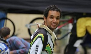 Exemplo de persistência e superação, o pedreiro Siliano de Souza planeja vitória e o futuro no downhill