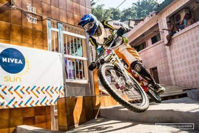 Atleta almeja ser campeão nacional na categoria Pro Elite, além de representar o Brasil em competições internacionais. (Foto: Arquivo Pessoal)