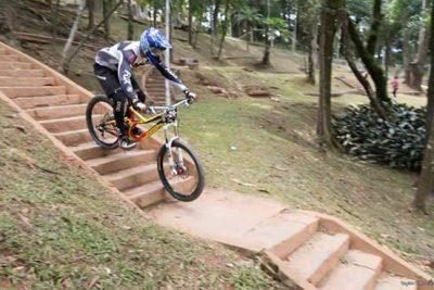 Siliano treina no município de Monte Verde, na região sudoeste de Minas. (Foto: Arquivo Pessoal)