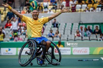 Daniel representa a Seleção Brasileira desde 2009. (Foto: Gabriel Heusi)