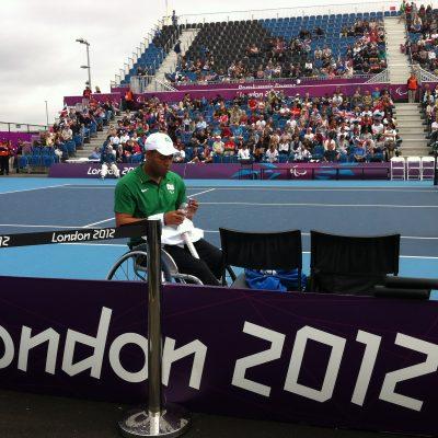 Atualmente, o tenista é o 17º colocado no ranking da Federação Internacional de Tênis (Foto: Arquivo Pessoal)