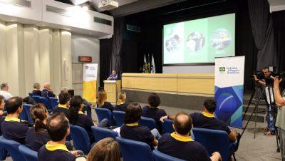 Curso é organizado pelo Instituto Olímpico Brasileiro, área de Educação do COB (Divulgação/COB)