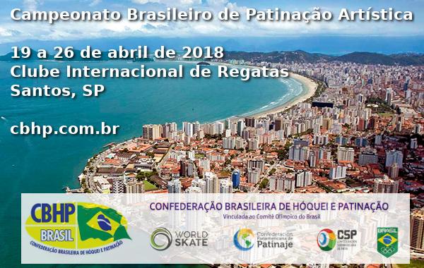 Campeonato Brasileiro de Patinação Artística 2018