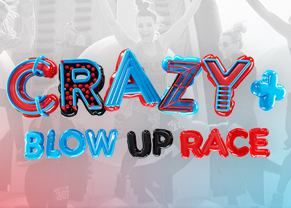 Crazy+ Blow Up Race