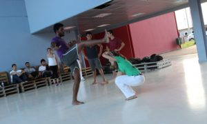 OPORTUNIDADE – Unifei oferta aulas de capoeira gratuitas