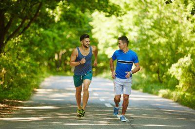 Tente se exercitar em horários mais quentes Foto: Canvas