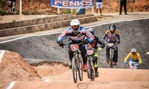 Piraporense é destaque no bicicross pelo Brasil