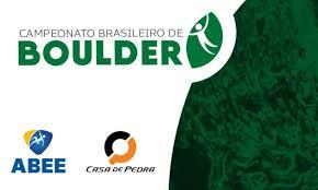 2ª Etapa do Campeonato Brasileiro de Boulder e Campeonato Mineiro de Boulder