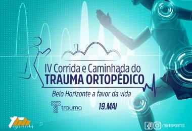 4ª Corrida e Caminhada do Trauma Ortopédico