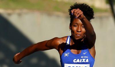 Atleta Nubia Soares. Foto: Wagner Carmo/ CBAt