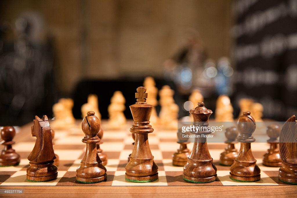 Desafio Newton de Xadrez