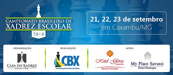 Campeonato Brasileiro de xadrez escolar