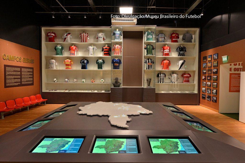 Programação de Férias do Museu Brasileiro do Futebol