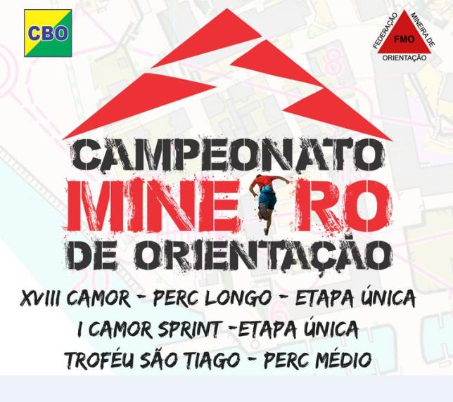 XVIII Campeonato Mineiro de Orientação
