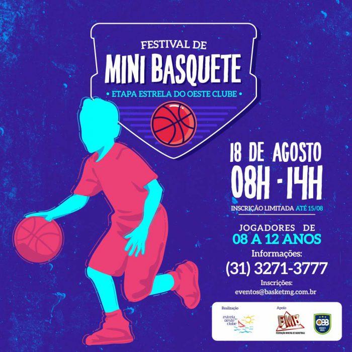mini basquete