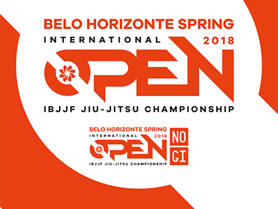 Belo Horizonte Spring International Open IBJJF Jiu-Jitsu