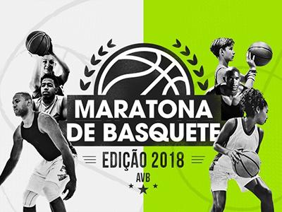 Maratona de Basquete AVB - Edição 2018