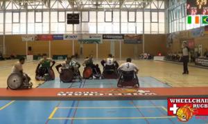 Guilherme Camargo – Minas Quad Rugby – Eliminatórias para a Copa do Mundo de Rugby em CR