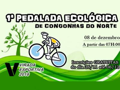 1ª PEDALADA ECOLÓGICA DE CONGONHAS DO NORTE