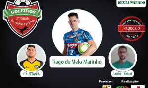 Clube Palmeiras promove o 2° Workshop de Goleiros