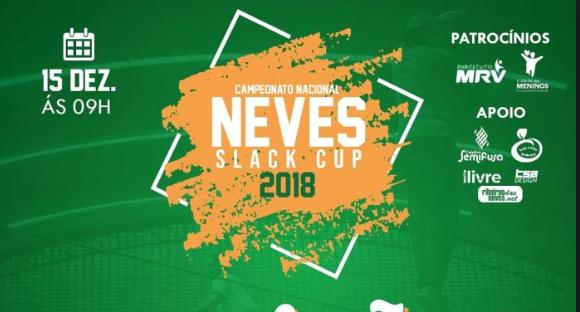 Campeonato Nacional de Slackline - Ribeirão das Neves