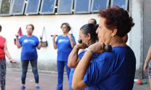 Programa Envelhecimento Ativo oferece atividades para pessoas acima de 45 anos