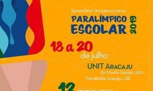 Seminário Internacional Paralímpico Escolar – 2019