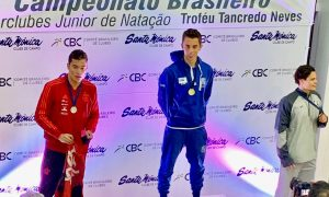 Atleta Pedro Muschioni: veja resultados