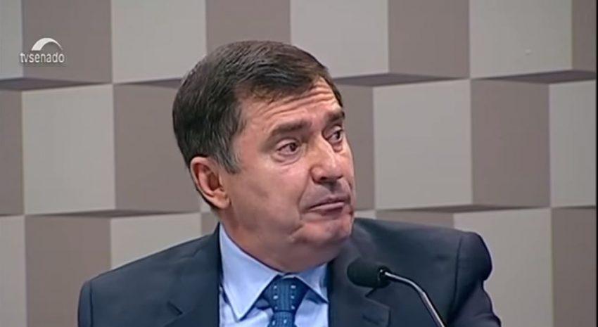 Paulo Henrique Azevedo, professor da Faculdade de Educação Física da UNB. Imagem: TV Senado