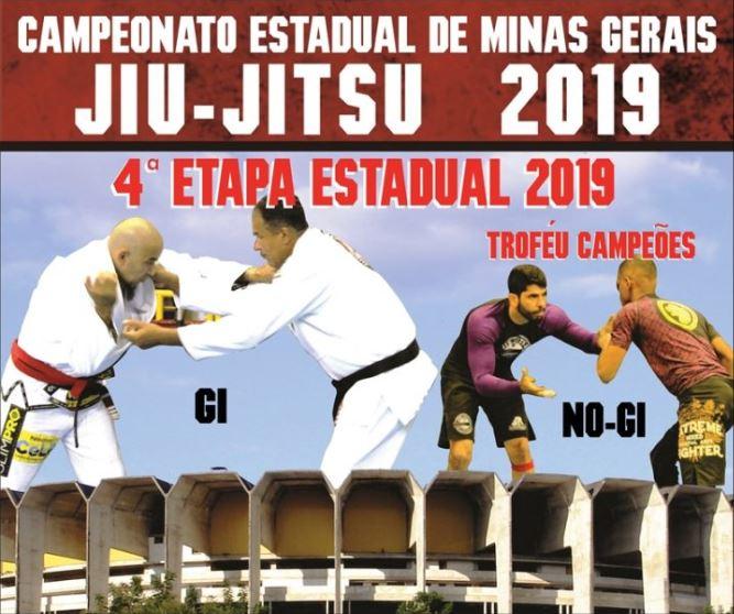 4ª etapa e semi final do estadual de jiu-jitsu