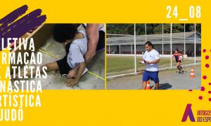 Centro de Treinamento Amigos do Esporte abre seletiva para Judô e Ginástica Artística