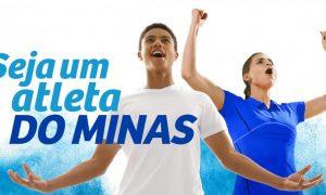 Teste de Seleção de atletas – Minas Tênis Clube
