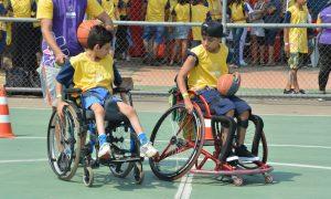 Festival Paralímpico: inclusão e estímulo às práticas esportivas