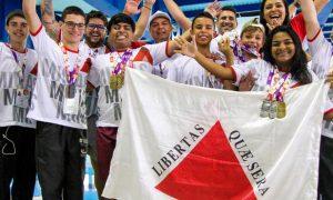 Delegação mineira conquista 75 medalhas nas Paralimpíadas Escolares em São Paulo: 27 de ouro