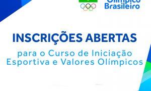 Curso de Iniciação Esportiva e Valores Olímpicos (CIEVO)