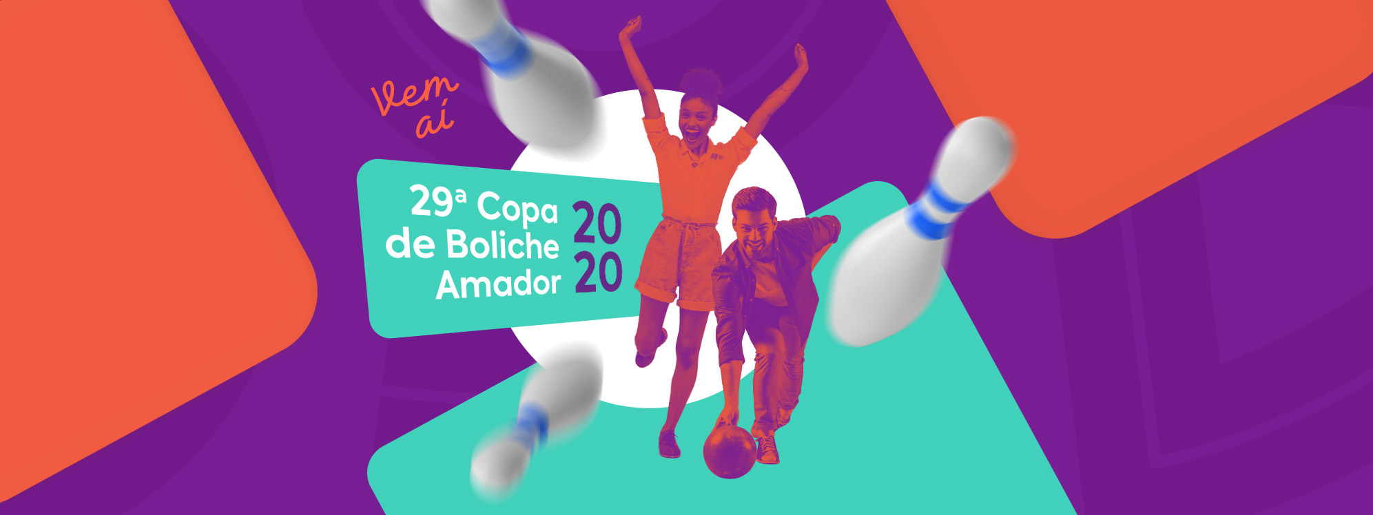 29ª Copa de Boliche Amador 2020 - Fase classificatória