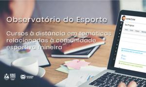 Curso EAD sobre a Lei de Incentivo inaugura plataforma de capacitação do Observatório do Esporte