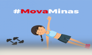 Programa Mova Minas promove bem-estar a qualidade de vida em período de isolamento social